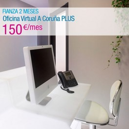 FIANZA 2 MESES. Oficina Virtual A Coruña PLUS