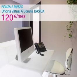 FIANZA 2 MESES. Oficina Virtual A Coruña BÁSICA